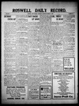 Roswell Daily Record, 10-14-1909 by H. E. M. Bear