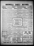 Roswell Daily Record, 10-20-1909 by H. E. M. Bear