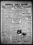 Roswell Daily Record, 11-11-1909 by H. E. M. Bear