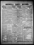 Roswell Daily Record, 11-19-1909 by H. E. M. Bear
