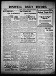 Roswell Daily Record, 12-02-1909 by H. E. M. Bear