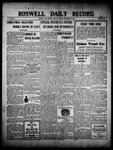Roswell Daily Record, 12-27-1909 by H. E. M. Bear
