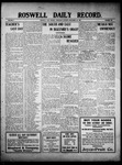 Roswell Daily Record, 12-30-1909 by H. E. M. Bear