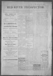 Red River Prospector, 04-25-1901 by Fremont. C. Stevens