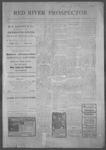 Red River Prospector, 07-25-1901 by Fremont. C. Stevens