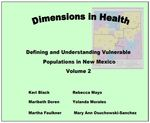 Dimensions in health: defining and understanding vulnerable populations in New Mexico