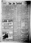 San Jon Sentinel, 05-06-1910