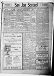 San Jon Sentinel, 06-03-1910