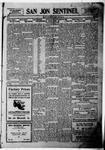 San Jon Sentinel, 07-22-1910