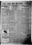 San Jon Sentinel, 08-05-1910
