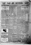 San Jon Sentinel, 08-12-1910