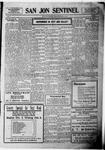 San Jon Sentinel, 09-30-1910