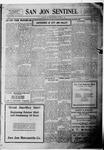 San Jon Sentinel, 10-14-1910