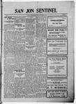 San Jon Sentinel, 11-04-1910
