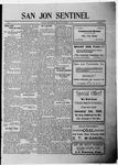San Jon Sentinel, 11-11-1910