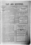 San Jon Sentinel, 12-02-1910