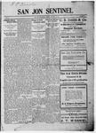 San Jon Sentinel, 01-20-1911