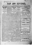 San Jon Sentinel, 02-03-1911