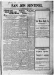 San Jon Sentinel, 03-03-1911