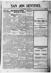 San Jon Sentinel, 03-10-1911