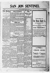 San Jon Sentinel, 03-31-1911