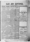 San Jon Sentinel, 04-14-1911