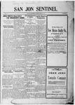 San Jon Sentinel, 04-21-1911