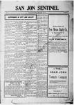 San Jon Sentinel, 05-05-1911