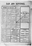 San Jon Sentinel, 05-19-1911