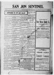San Jon Sentinel, 06-02-1911