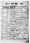 San Jon Sentinel, 06-16-1911