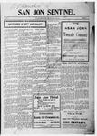 San Jon Sentinel, 06-30-1911