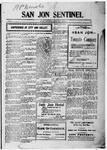 San Jon Sentinel, 07-14-1911