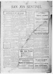 San Jon Sentinel, 07-21-1911