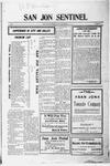 San Jon Sentinel, 09-08-1911