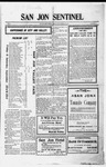 San Jon Sentinel, 09-15-1911