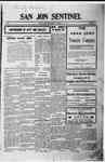 San Jon Sentinel, 10-06-1911