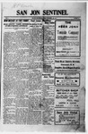 San Jon Sentinel, 11-03-1911