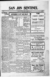 San Jon Sentinel, 11-10-1911