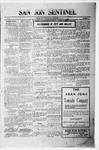 San Jon Sentinel, 12-29-1911