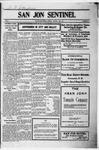 San Jon Sentinel, 01-19-1912