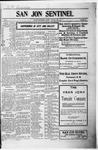 San Jon Sentinel, 01-26-1912