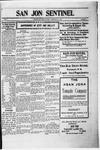San Jon Sentinel, 02-02-1912