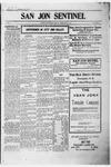 San Jon Sentinel, 02-09-1912