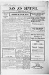 San Jon Sentinel, 03-08-1912
