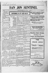 San Jon Sentinel, 03-22-1912
