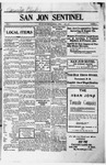 San Jon Sentinel, 04-26-1912