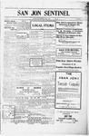 San Jon Sentinel, 05-10-1912