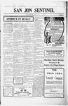 San Jon Sentinel, 05-24-1912