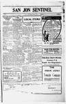 San Jon Sentinel, 05-31-1912